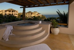 Villa Hot Tub