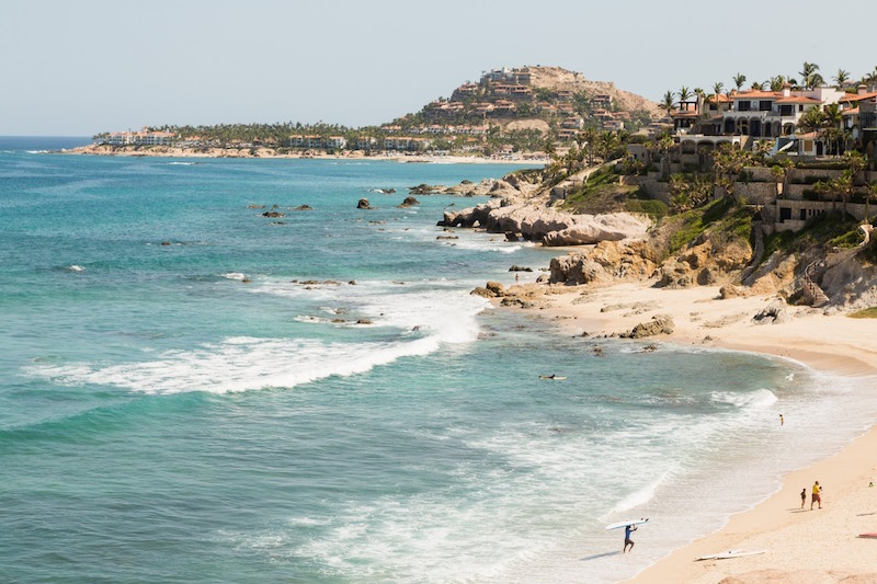 Luxury Real Estate in Los Cabos Is Coming Back